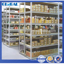 Rivet Shelving of Heavy Duty/Easy assembly steel shelves