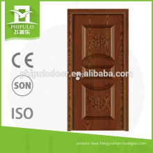 Luxury design interior bathroom door melamine bathroom door