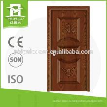 Роскошный дизайн интерьера ванной двери меламина двери ванной