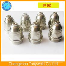 Cutting nozzle P80 plasma consumables