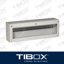 Коробка стальной стержень с шарнирами по IP66