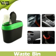 Waste Container Car Trash Bin Plastic Waste Bin