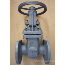 Russia GOST Metal Seated Gate Valve