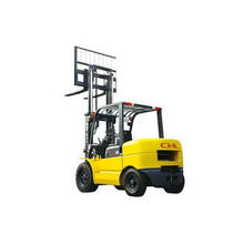Mini Gasoline Forklift Truck with load center 500mm , 5 ton