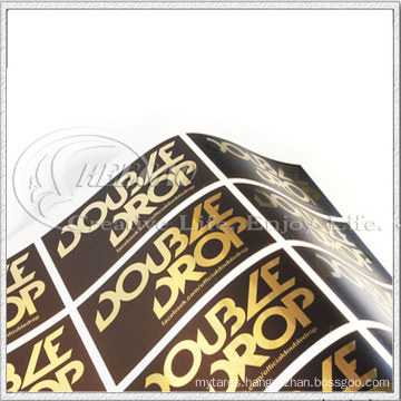 Metallic Gold Stickers (KG-ST025)