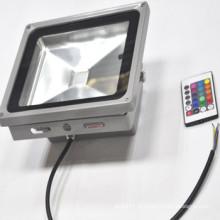 Changement de couleur portatif 30w-200w conduit l'inondation légère fabriquée en Chine