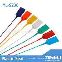 Sellos de plástico de sellado de seguridad en el transporte (YL-S230)