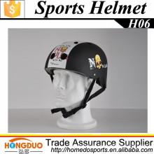 Neuer Design Sicherheit Mini Motorrad Helm