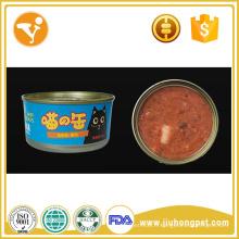 Vente de produits alimentaires pour animaux de compagnie Vente de thon frais en conserve
