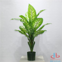 Anti-UV Artificial Evergreen Potted