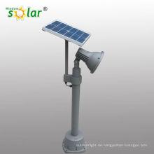 modischen Stil solar Garten Licht, wireless solar Straßenlaternen, austauschbare solar Power-Anzeige
