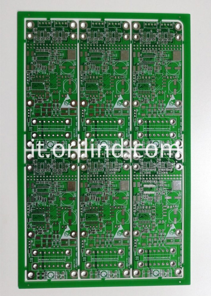 Multilayer HASL circuit board