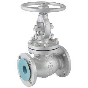Cast Steel Flanged End Globe Valve