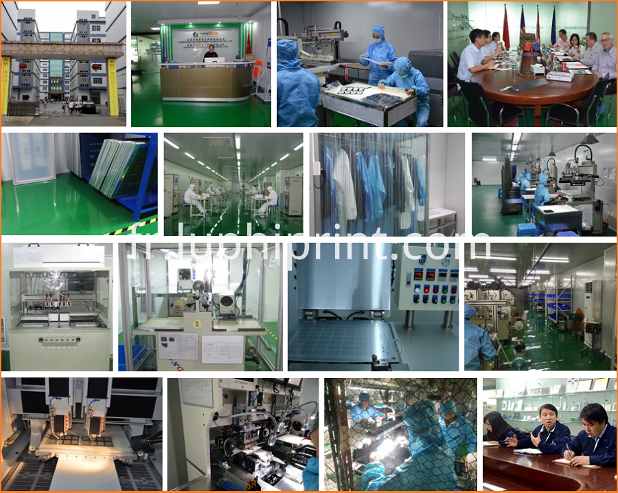 Touch Screen Panel Production Room8