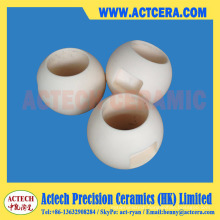 Customized Zirconia and Alumina Ceramic Control Ball Valves