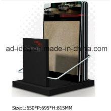 Черный Прочный Металлический Дисплей Плитки