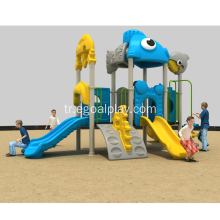 Egoalplay Cartoon Outdoor Playground  Equipment