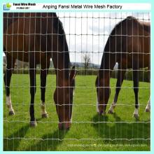 China Factory Günstiger Preis Hochwertige verzinkte Farm Horse Zaun
