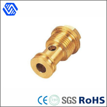 Brass CNC Turning Parts Milling Metal Parts High Precision CNC Part