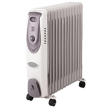 radiator filled oil heater