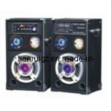 FM USB Speaker 2.0 Professional Speaker (10S)