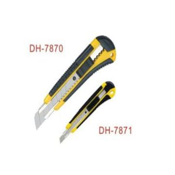 Нож с отверстиями 18 мм и 9 мм Перфорированный нож для служебных целей