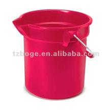 Plastikfarbetopfform / Plastikfarbeneimerform