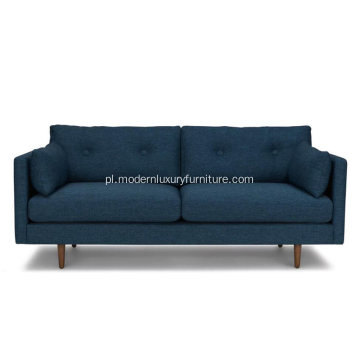 Sofa Anton Twilight Blue Fabric
