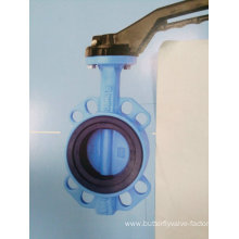 Non Backed Wafer Butterfly Valve