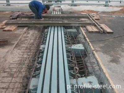 Shaped Steel Expansion Joint