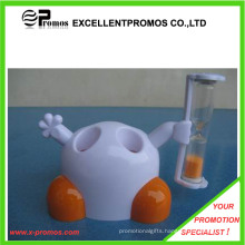 Tooth Brush Holder Decorative Hourglass Sand Timer (EP-S1031)