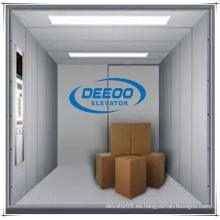 Elevador de carga de elevador de carga residencial Deeoo Warehouse