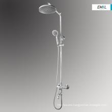 Bath round shower faucets heads bath mixer