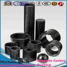 Rolamento de slides bloco de grafite de carbono de bush