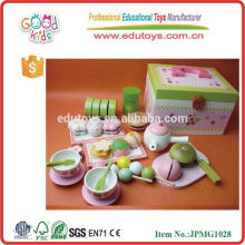 Pastry Box Mother gardon Wooden Toys