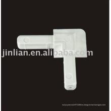 Componentes de persianas enrollables