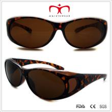 Plastic Suncover Sonnenbrille (WSP508314)