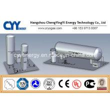 Lagertank für horizontale Isolierung mit Asme-Zertifizierung
