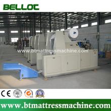 Taschenfederkern Matratze Produktion Haspel Maschine