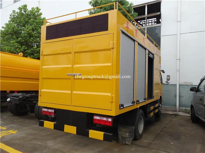 Sewage Disposal Car 4