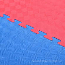 2.5cm T-Muster-Taekwondo-Tatami-Matte EVA-Schaum-Matte