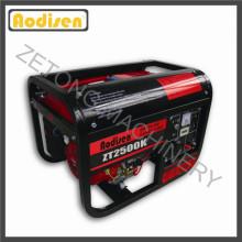 Generador silencioso de la gasolina 1500W-7000W con CE Soncap SGS