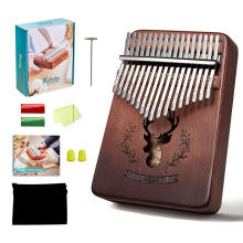 cega 17 keys thumb pianos pangolin kalimba music keyboard instrument