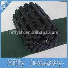 HF-RT 071A Recuperação de faixas de aderência de pneus faixas de reboque do carro pedófilo placa faixa de areia