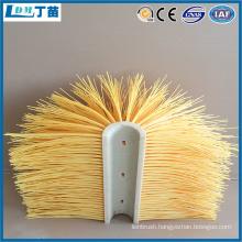 deburring dust elimination nylon cleaning brush