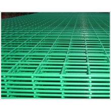 Panel de malla de alambre soldado de PVC enmarcado (fabricante y fábrica)