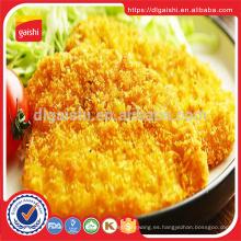 El OEM al por mayor que embala las migas de pan horneadas orgánicas del panko blanco del pollo