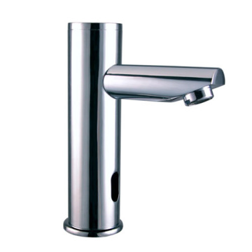 New Pillar Design Deck-mounted Automatic Sensor Faucet