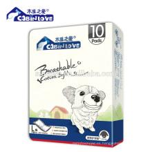 Animal Training almohadillas de mascotas Underpads