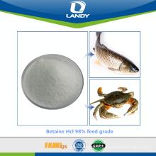 Бетаин гидрохлорид 98% ранга питания